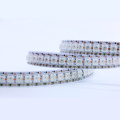 Waterpfoof programmable ws2812b warm white led strip