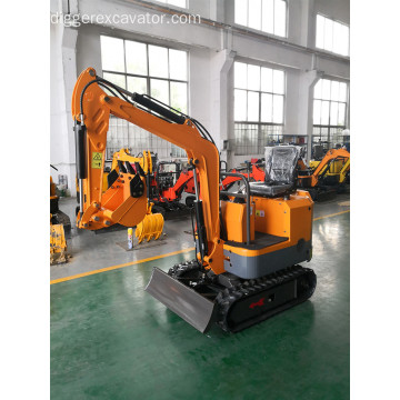 High cost performance excavator 0.8 - 1.4t