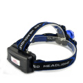 10W Super Bright Aluminum 18650 Rechargeable Headlamp