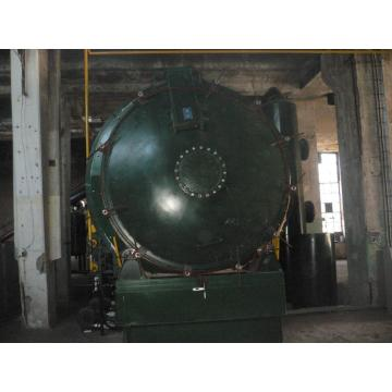 fast Installation Waste Tires Pyrolysis Equipment