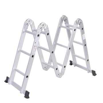 AY-403 Aluminum folding ladder