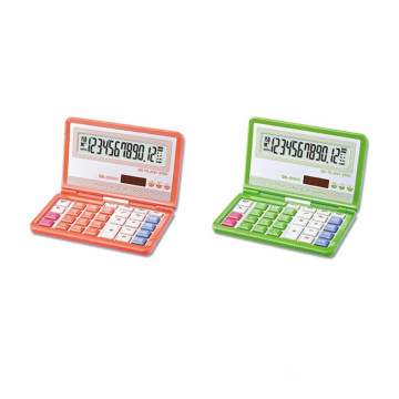 folding office and school function table calculator