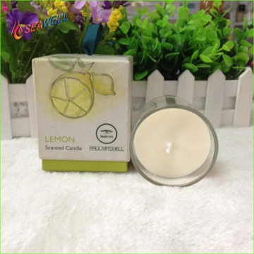 High Quality Custom Luxury Scented Soy Wax Candles