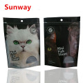 Custom Cat Food Packaging Bags