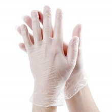 vinyl hand gloves powder free non sterile