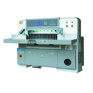 Innovo Microcomputer single hydraulic double guide paper cutting machine