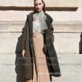 Winter Reversible Merino Shearling Overcoat For Lady