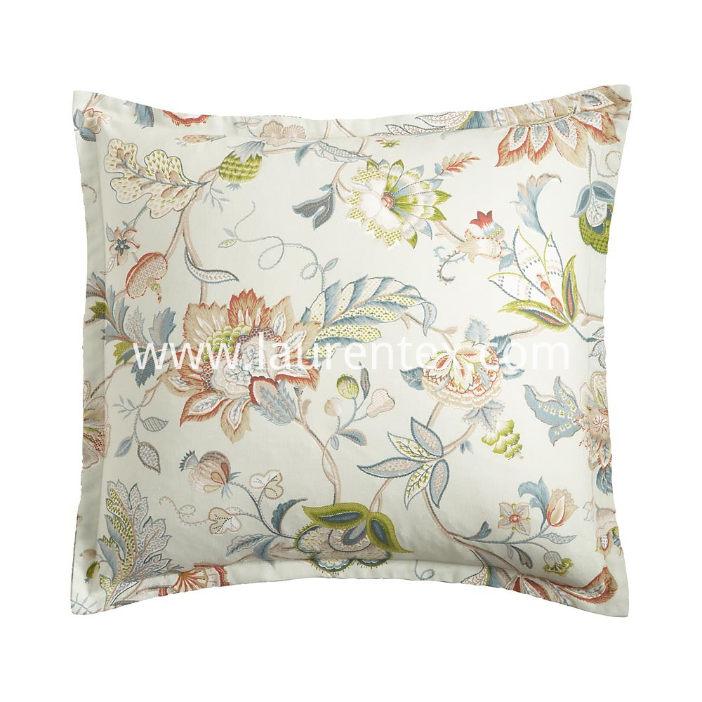 Chinese traditional printing pillow cover 1