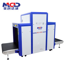 Penetration 40mm Steel X-ray Baggage Scanner