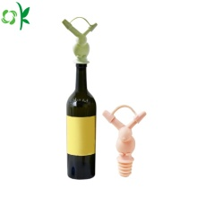 Eco-friendly Silicone Wine Bottle Stopper Oiler