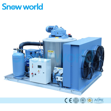 Snow world Ice Making Machine Commercial