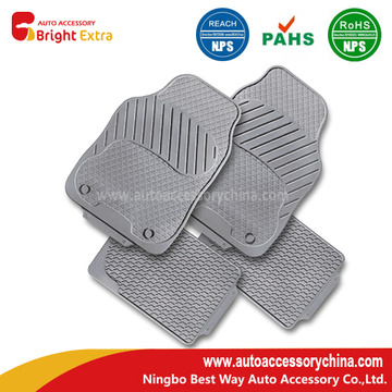 Anti Slip Car Mats Gray
