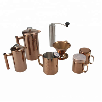 The Bestseller PVD  Coffeeware Sets