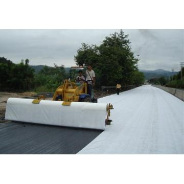 PP non woven geotextile with thermal bonded