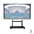 86 Inches Interactive Whiteboard With Mobile Stand