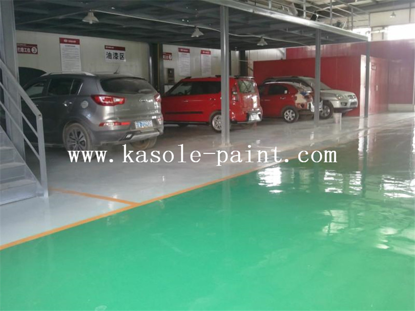 epoxy mortar flooring