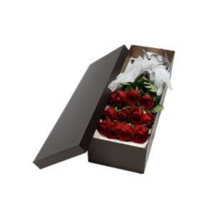 10 Years manufacturer for Garment Box Rigid flower gift packaging box export to Samoa Wholesale
