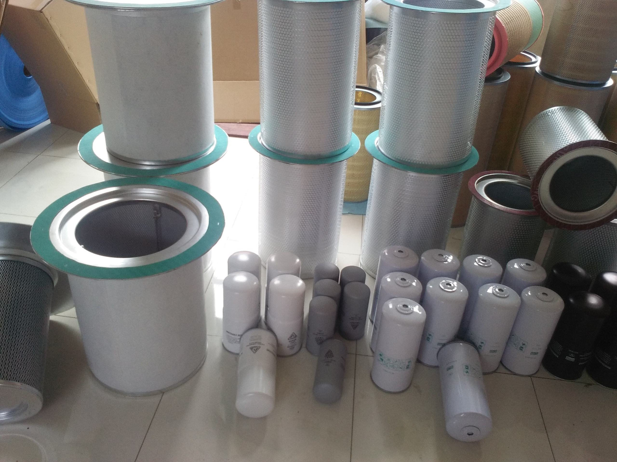 Oil Gas Separation Filter Elements China Oil Gas