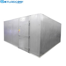 Stainless steel sandwich pu panel cold room