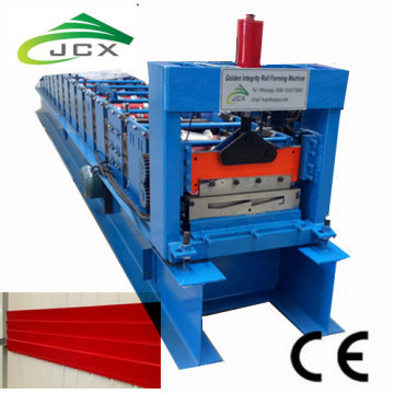 Exterior Wall Cladding Roll Forming Machine