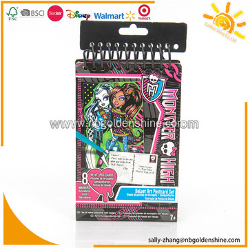 Sketch Book Activity Set