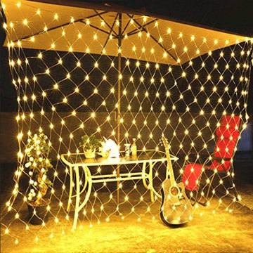 LED Net Mesh Fairy String Dekorative Leuchten