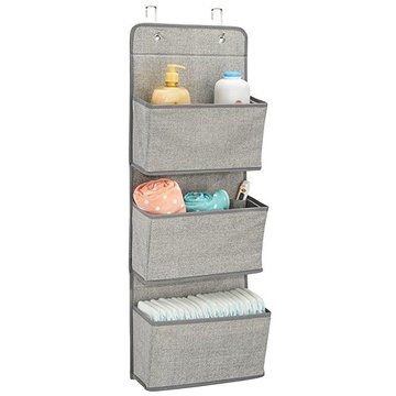 Door Baby Diaper Hanging Storage Organizer Bag