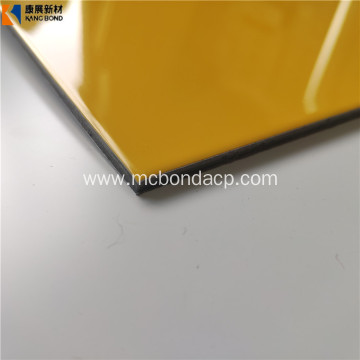 Aluminum Composite Exterior Wall Decorative Panels