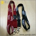 Most popular design custom printed polyester lanyard