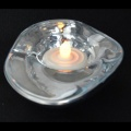 Glass Vintage Candle Stick