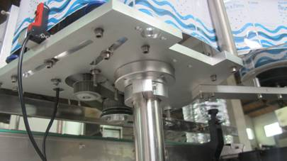 Sticker Labeling Machine3