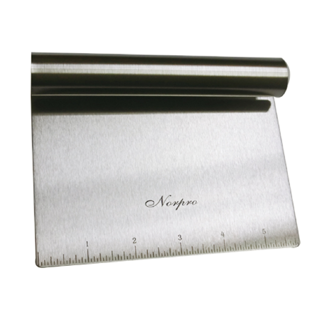 Stainless Steel Bench Pastry Scraper