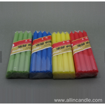 40g white color candle to Ghana market