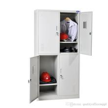 Office hospital worker use file storage cabinet cupboard