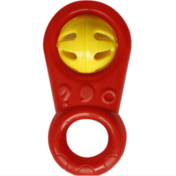 Infant Toy Safety Hand Ring Shaking Bell