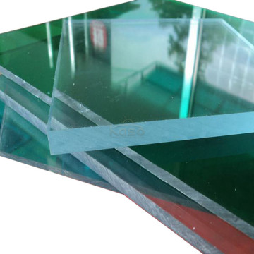 Thick Clear Plastic Thickness 20Mm Polycarbonate Sheet