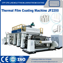 Termisk BOPP Film Extrusion Lamination Machine