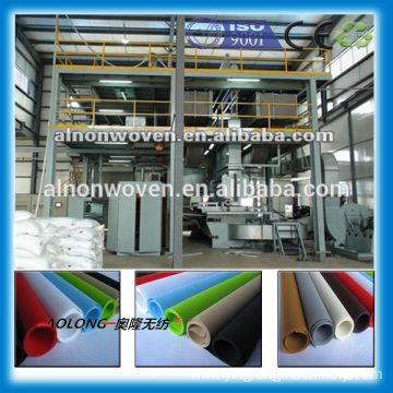 Fabric Shopping Bag Making Machine SMS Non Woven Model