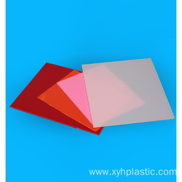 Colorful ABS Engineering Plastic Plates