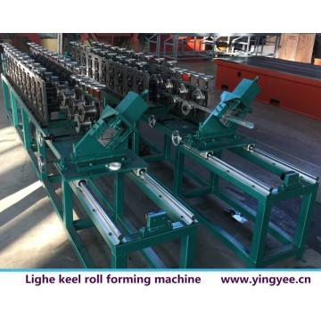 Metal Hat Light Steel Keel Machine
