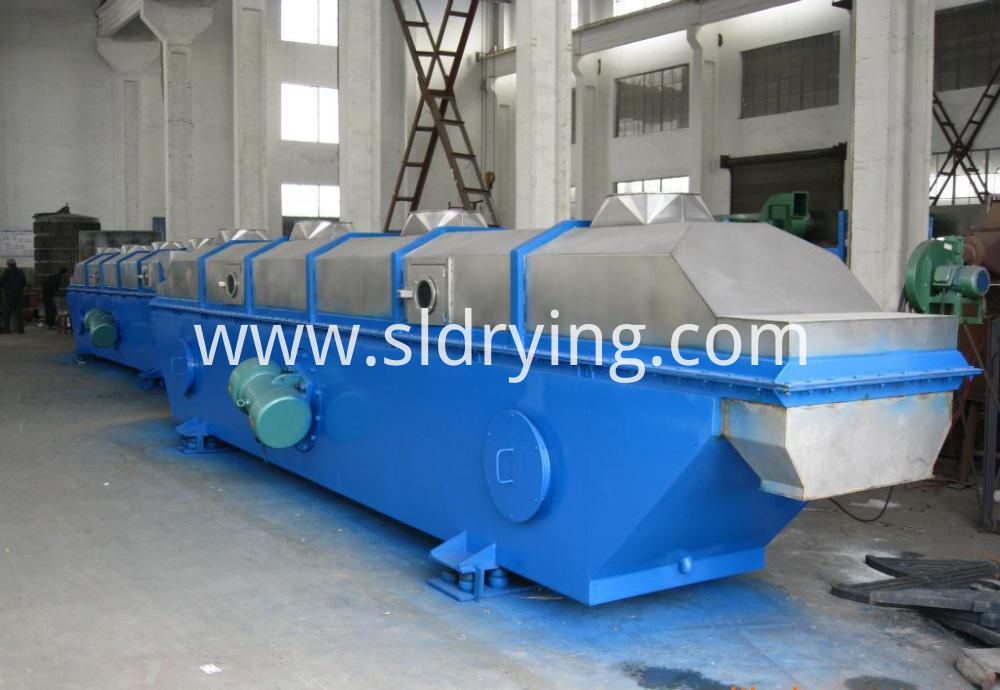 Special Vibrating Fluidized Bed Dryer For Breadcrumbs2