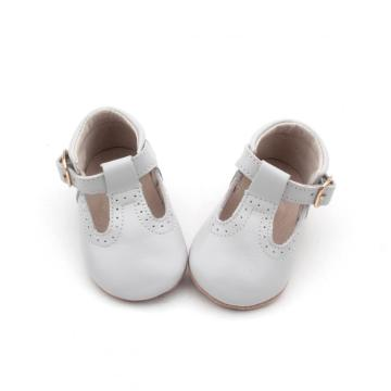 Soft Leather Baby Toddler Mary Jane Shoes