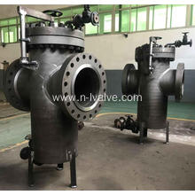 Low MOQ for Basket Type Strainer Basket Type Strainer With Bypass Valve supply to Greenland Suppliers