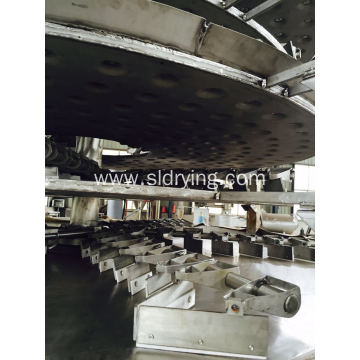 China Top 10 for Plate Dryer Hydroxylamine Hydrochloride Continuous Plate Dryer export to Svalbard and Jan Mayen Islands Supplier