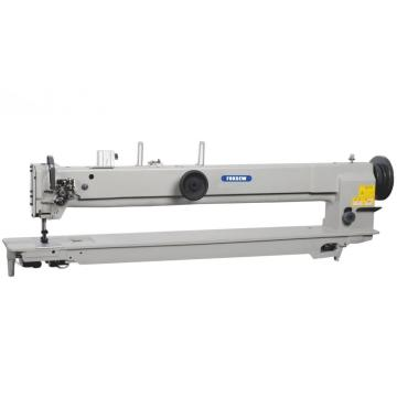 Long Arm Compound Feed Heavy Duty Lockstitch Machine