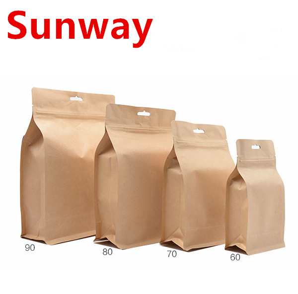 Kraft Paper Food Bag