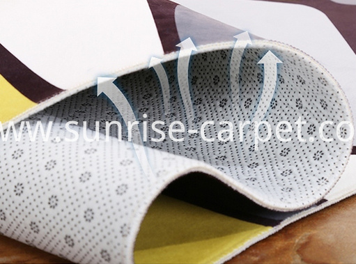 Digital Printing Carpet Backing
