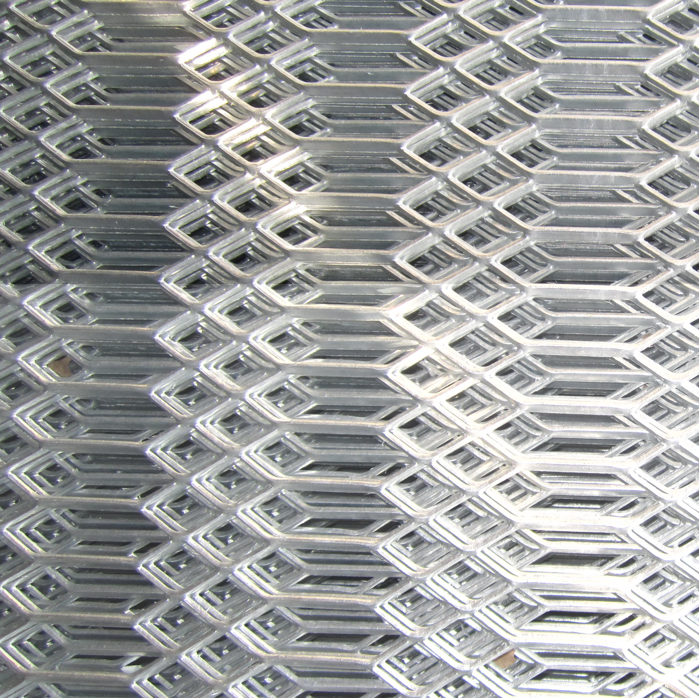 Decorative Aluminium expanded metal wire mesh