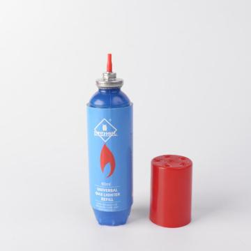China for Professional Butane Gas Refill 60ml Lighter Butane Gas Refill supply to Gabon Manufacturers
