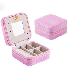 portable display cases jewelry packaging box